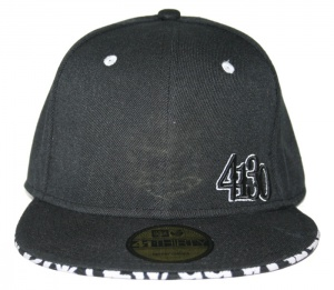 Zip Code Hat - 131010004 - Hats - Accessories