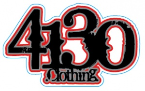 4130 Sticker - Large (Black) - 131220025