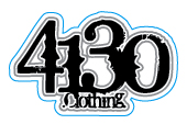 4130 Sticker - Small (Black) - 131220030