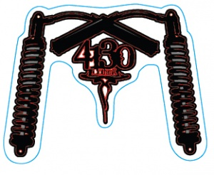 Coilover Sticker - 131220040