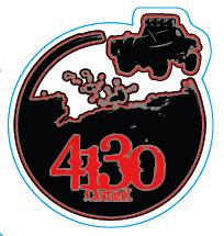 Pre-Runner Sticker, Large - 131220038 - Accessories